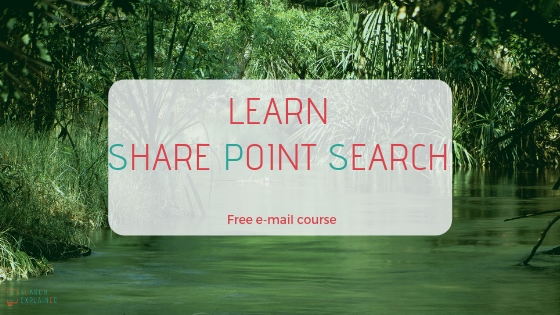 Share point search