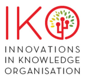 IKO - Innovations in Knowledge Organisation Conference 2016 - Singapore