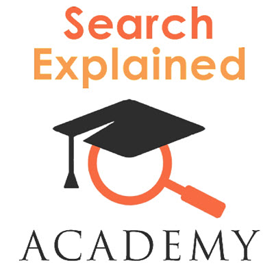 Announcing Search Explained Academy