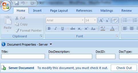 Document Information Panel is Gone in Office 2016 - What to
