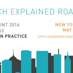 Workshop: SharePoint 2016 and Office 365 Search in Practice – New York City, May 2017