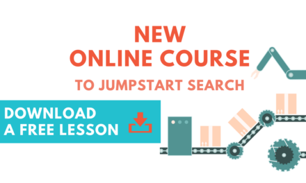 Jumpstart Search Online Course