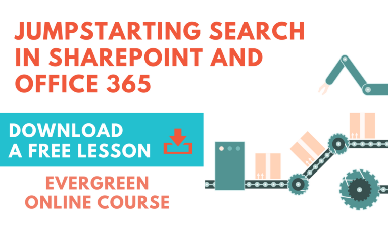 Search Explained Jumpstart Search Online Course