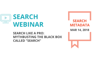Search Like a Pro: Mythbusting the Black Box of Search