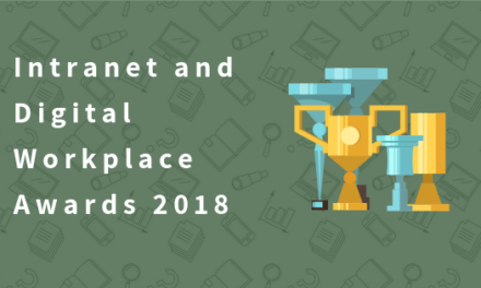 2018 Intranet and Digital Workplace Awards
